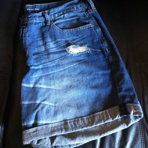 Old Navy BoyFriend Denim Shorts